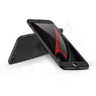 Apple Iphone X fekete három részből álló védőtok