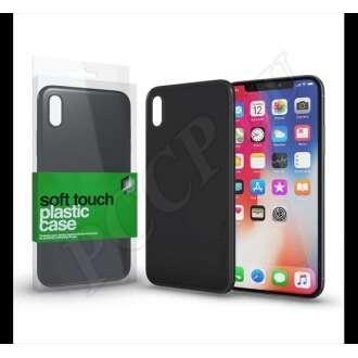 Apple iPhone X fekete hátlap - Xprotector