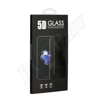 Apple iPhone X hajlított üveg kijelzővédő fólia