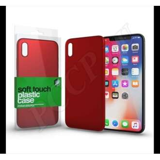 Apple iPhone X piros hátlap - Xprotector