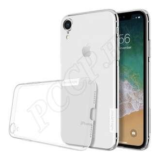 Apple iPhone XR átlátszó hátlap