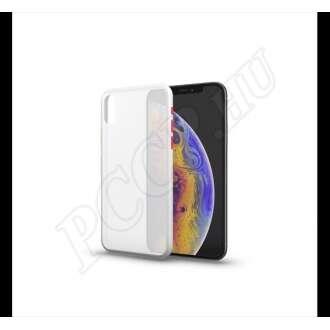 Apple iPhone Xs Max átlátszó hátlap színes gombokkal - Xprotector