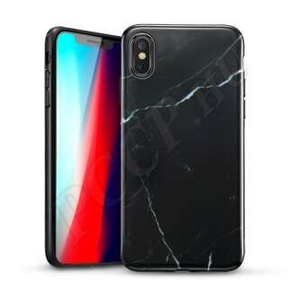 Apple iPhone Xs Max fekete hátlap