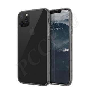 Apple iPhone Xs szürke szilikon hátlap