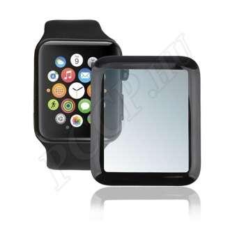 Apple Watch 1 (38 mm) teljes kijelzős üveg kijelzővédő fólia