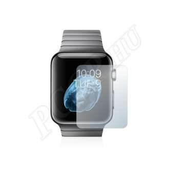 Apple Watch (2014, 38mm) kijelzővédő fólia