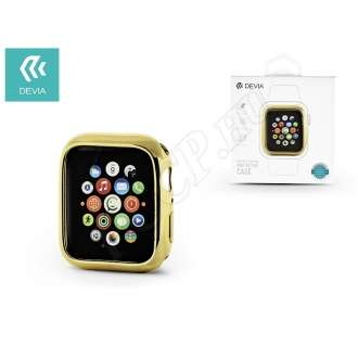 Apple Watch 4 (40mm) arany védőtok