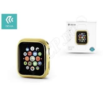 Apple Watch 4 (40mm) arany védőtok