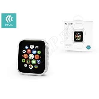 Apple Watch 4 (44mm) átlátszó védőtok
