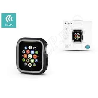 Apple Watch 4 (44mm) fekete/szürke védőtok