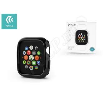 Apple Watch 4 (44mm) fekete védőtok