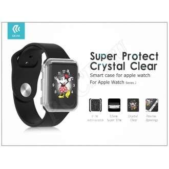 Apple Watch Series 2 (38mm) átlátszó védőtok