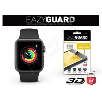 Apple Watch Series 3 (42 Mm) fekete üveg kijelzővédő fólia