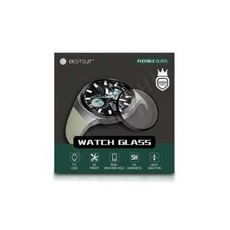 Apple Watch Series 5 (44 mm) üveg kijelzővédő fólia