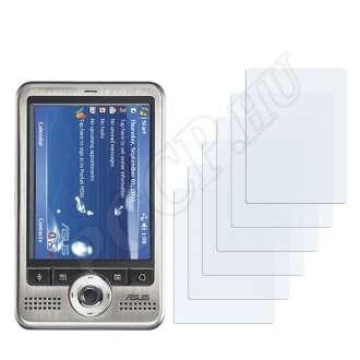 Asus MyPal A686 kijelzővédő fólia