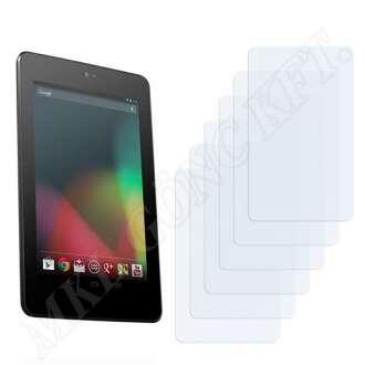 Asus Nexus 7 2012 kijelzővédő fólia