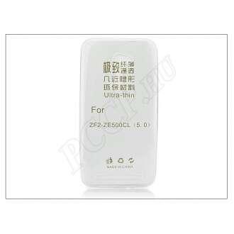 Asus Zenfone 2 Ze500Cl (5.0) átlátszó szilikon hátlap