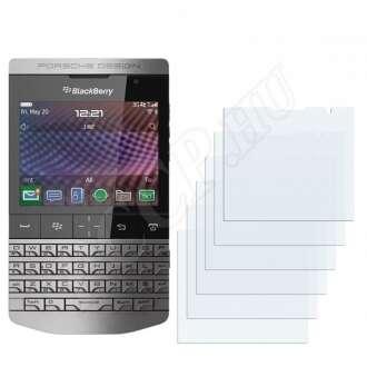 BlackBerry P9981 Porsche Design kijelzővédő fólia