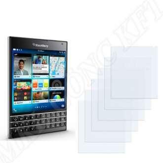Blackberry Passport kijelzővédő fólia