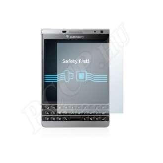 BlackBerry Passport Silver Edition kijelzővédő fólia
