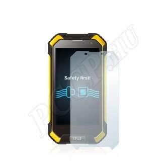 Blackview BV6000 kijelzővédő fólia
