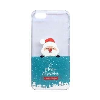 Apple Iphone 5S karácsonyi design hátlap