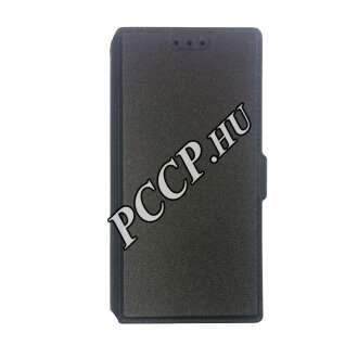 Sony Xperia XZ fekete book tok