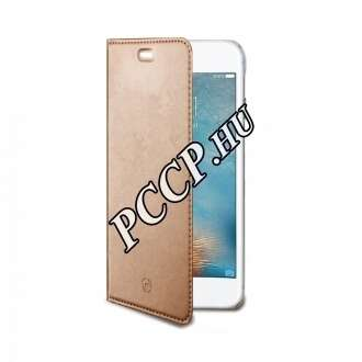 Apple Iphone 7 Plus rosegold flip cover tok