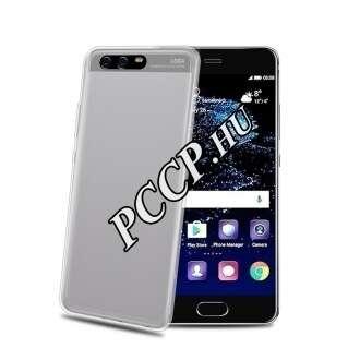 Huawei P10 fehér szilikon hátlap