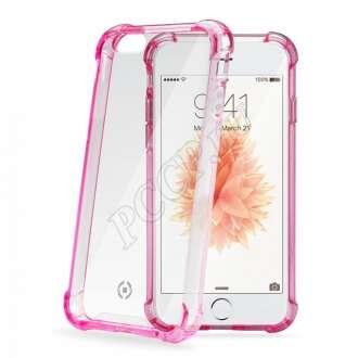 Apple iPhone 5 pink színes keretű hátlap