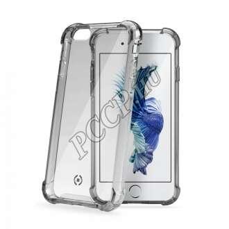 Apple iPhone 6S Plus fekete színes keretű hátlap