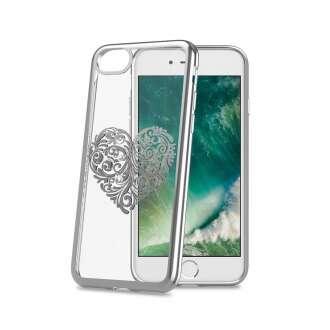 Apple Iphone 7 szív mintás műanyag hátlap