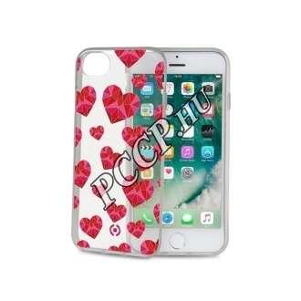 Apple Iphone 7 szív mintás hátlap