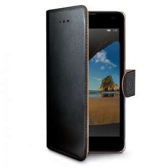 Microsoft Lumia 550 fekete book tok