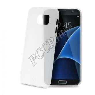 Samsung Galaxy S7 Edge átlátszó ultravékony szilikon hátlap