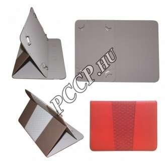 8 colos piros univerzális tablet tok és tartó