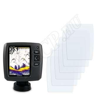 Garmin Echo 550c kijelzővédő fólia