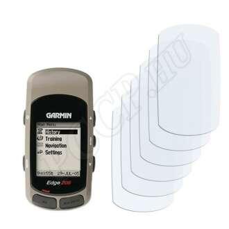 Garmin Edge 205 kijelzővédő fólia