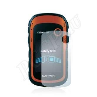 Garmin eTrex 20 kijelzővédő fólia