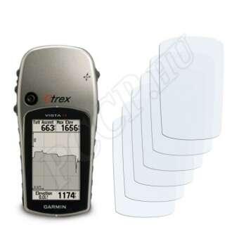 Garmin eTrex Vista H kijelzővédő fólia