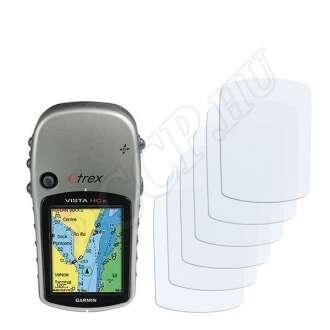 Garmin eTrex Vista HCx kijelzővédő fólia