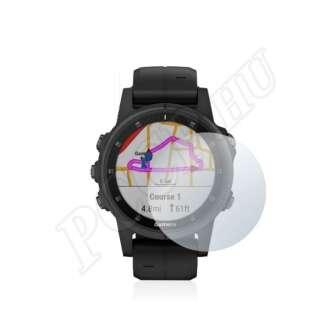 Garmin fenix 5S Plus (42mm) kijelzővédő fólia