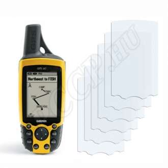 Garmin GPS 60 kijelzővédő fólia