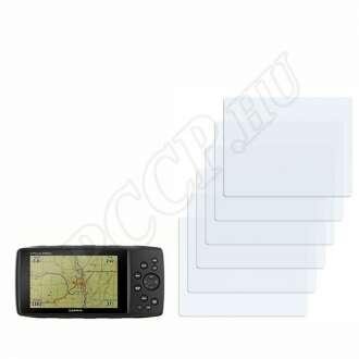 Garmin GPSMAP 276C kijelzővédő fólia