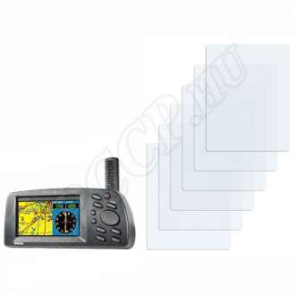 Garmin GPSMAP 295 kijelzővédő fólia