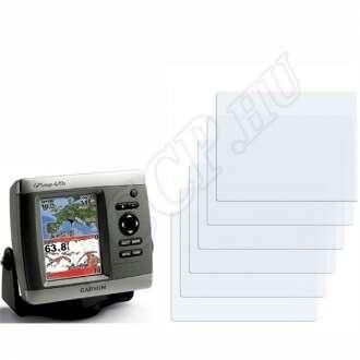 Garmin GPSMAP 420s kijelzővédő fólia