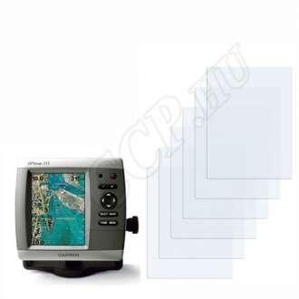 Garmin GPSMAP 555 kijelzővédő fólia