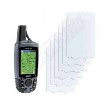 Garmin GPSMAP 60C kijelzővédő fólia