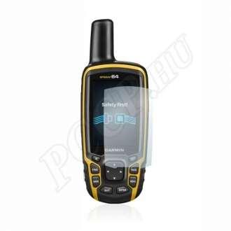 Garmin GPSMAP 64 kijelzővédő fólia