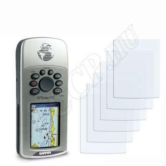 Garmin GPSMAP 76C kijelzővédő fólia